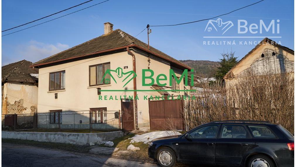 Na predaj rodinný dom v Kluknave, 028-22-SHU