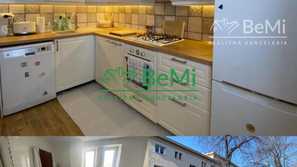2 - izbový byt ,kompletná rekonštrukcia,Nitra - centrum,ul.Za Ferenitkou ID 233-112-MIG