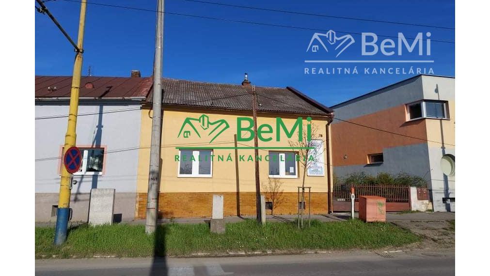 Rodinný dom na Sabinovskej ulici Prešov ID 048-124-TAKa