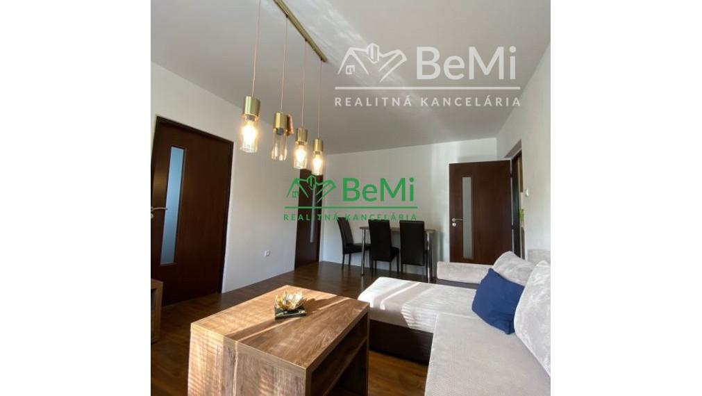 Novozrekonštruovaný 3-izbový byt v Banskej Bystrici
