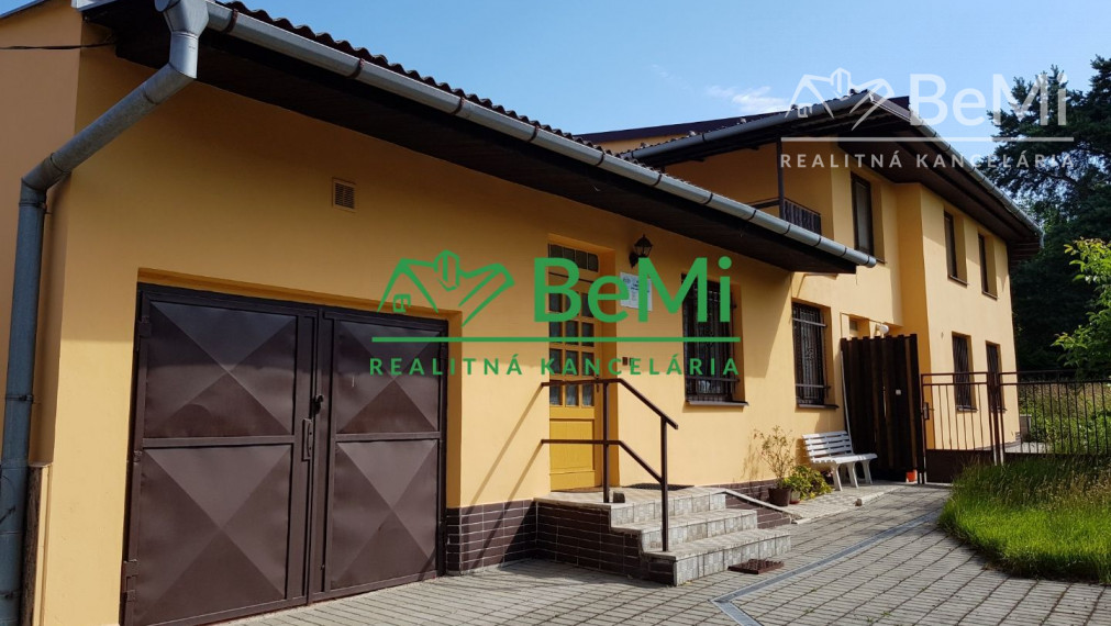 Rodinný dom v blízkom centre Prešova ID 049-124-TAKa