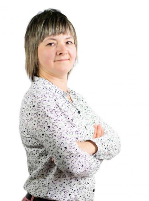 Mgr. Nataliya Stepanova